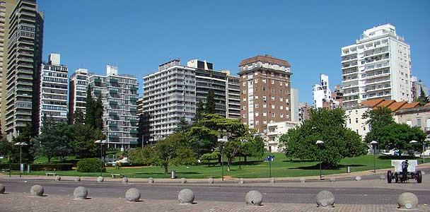 Rosario - paisajes