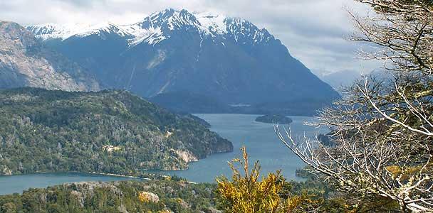 San Carlos de Bariloche - recorridos