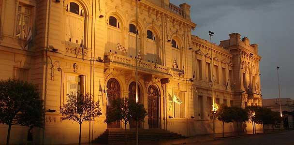 San Luis y Potrero de los Funes - destinos