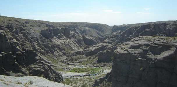 San Rafael - paisajes