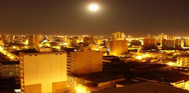 Santa Fe Capital - recorridos