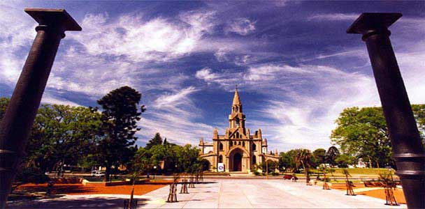 Basílica de Guadalupe de Santa Fe Capital