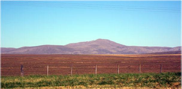 Sierra de la Ventana - pueblos