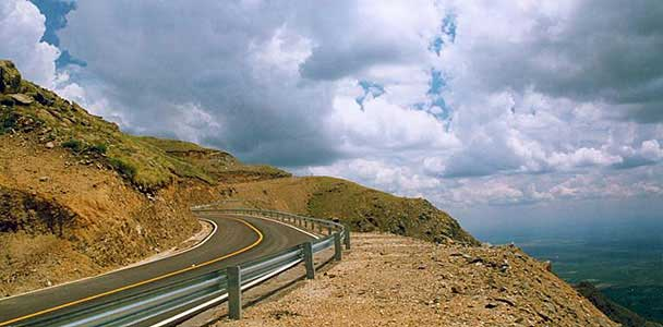 Sierras - país