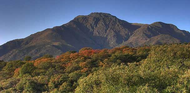 Sierras - turismo