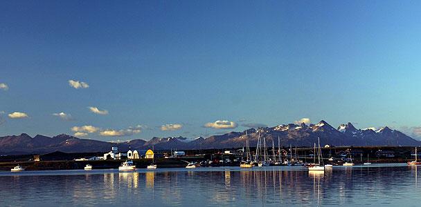 Ushuaia - ciudades