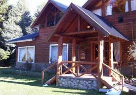 Villa Traful Hostería & Cabañas - arquitectura